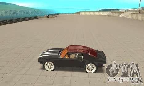 Pontiac Flamingo für GTA San Andreas linke Ansicht