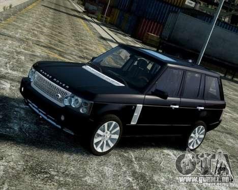 Range Rover Supercharged für GTA 4