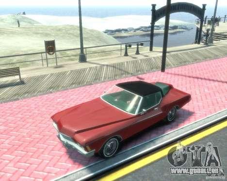 Buick Riviera 1972 Boattail für GTA 4 linke Ansicht