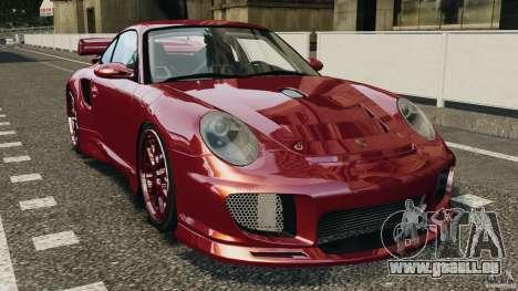 Porsche 997 GT2 Body Kit 1 für GTA 4