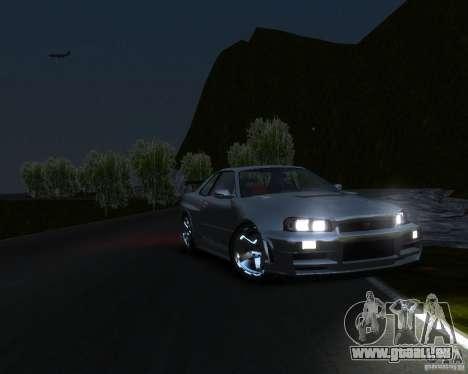 Rocky Drift Island pour GTA 4 quatrième écran
