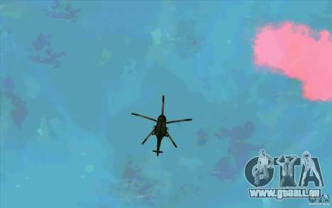 U.S.A.F. Cargo für GTA San Andreas zweiten Screenshot
