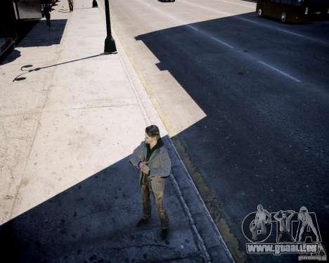 Alan Wake pour GTA 4 quatrième écran