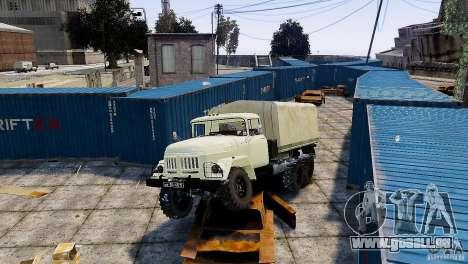 Die Route für die faulen für GTA 4 dritte Screenshot