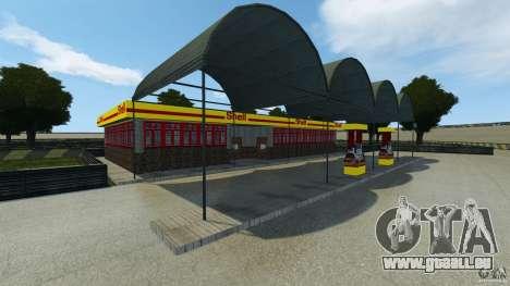 Dakota Raceway [HD] Retexture für GTA 4 weiter Screenshot
