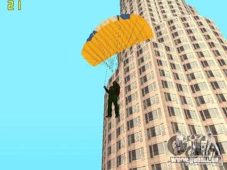 Fallschirm aus TBOGT v2 für GTA San Andreas