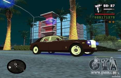 New Effects [HQ] pour GTA San Andreas quatrième écran