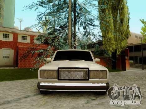 VAZ 2107 für GTA San Andreas Räder