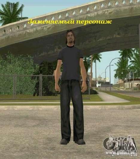 Assassins skins pour GTA San Andreas huitième écran