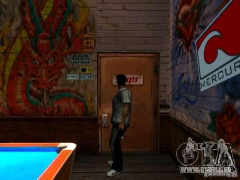 Nouveau Sweet pour GTA San Andreas sixième écran