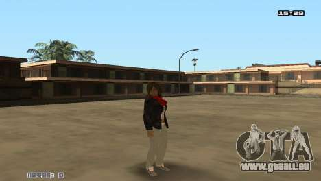 Los Santos Vagos für GTA San Andreas