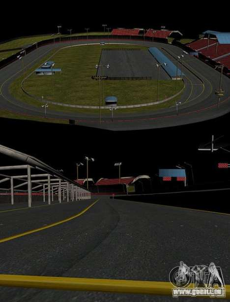 Nascar Rf für GTA San Andreas fünften Screenshot