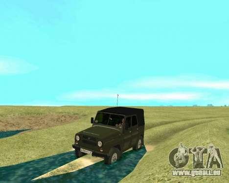 UAZ 31512 pour GTA San Andreas