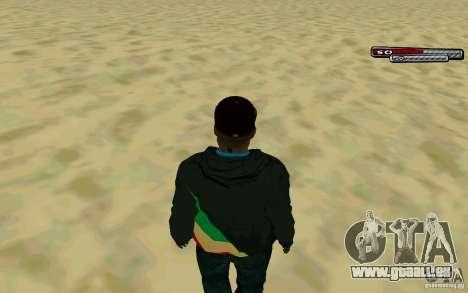 Drug Dealer HD Skin für GTA San Andreas her Screenshot