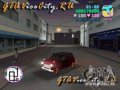 Austin Mini v1.1 für GTA Vice City