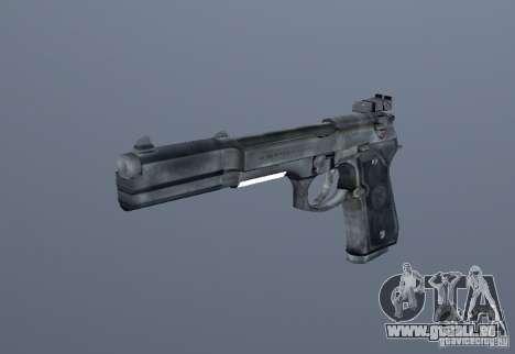 Grims weapon pack2-2 pour GTA San Andreas