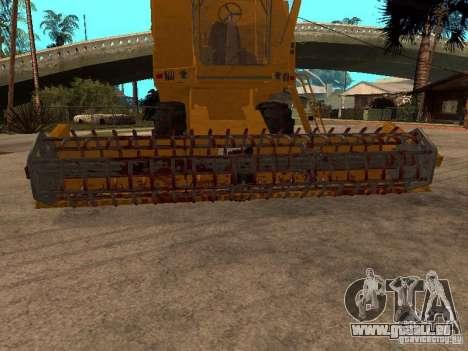Holland TX 34 C pour GTA San Andreas vue de côté