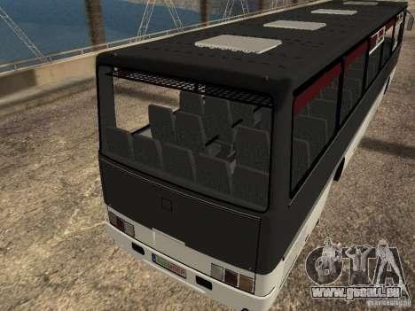 Ikarus Z50 pour GTA San Andreas laissé vue