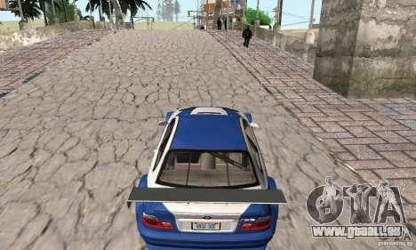 New Groove by hanan2106 pour GTA San Andreas huitième écran