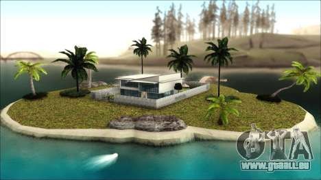 Diegoforfuns Modern House pour GTA San Andreas