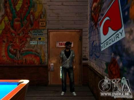 Nouveau Sweet pour GTA San Andreas cinquième écran