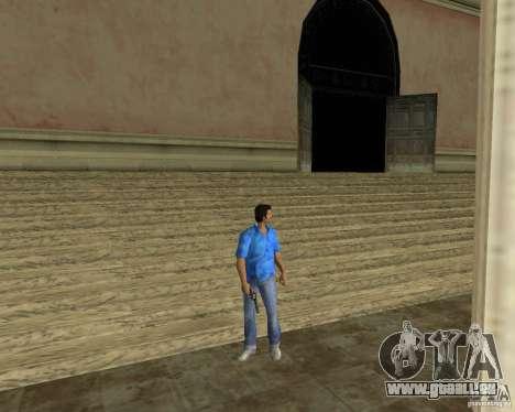 4 Skins et modèle pour GTA Vice City le sixième écran