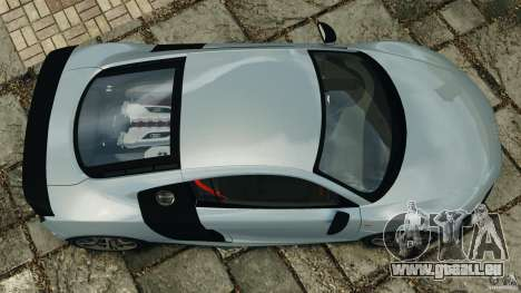 Audi R8 GT 2012 für GTA 4 rechte Ansicht