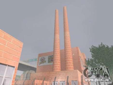 Pringles Factory für GTA San Andreas