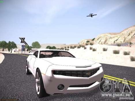 LiberrtySun Graphics ENB v3.0 pour GTA San Andreas deuxième écran