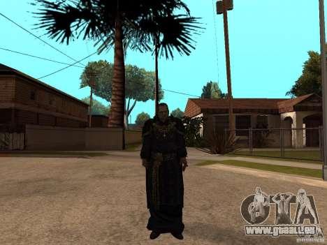 Aktualisierte Pak-Zeichen aus Resident Evil 4 für GTA San Andreas zwölften Screenshot