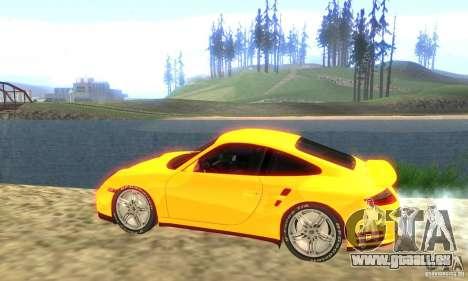 Color Correction pour GTA San Andreas troisième écran