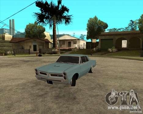 PONTIAC GTO 65 für GTA San Andreas