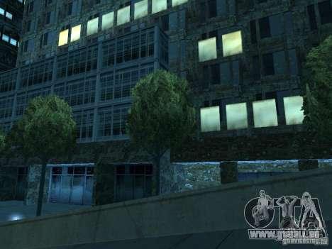 Nouveaux gratte-ciels de textures LS pour GTA San Andreas neuvième écran