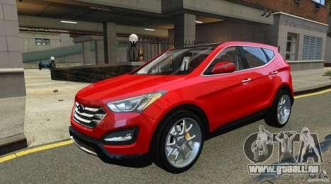 Hyundai Santa Fe Sport 2013 für GTA 4