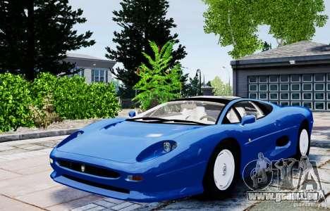 Jaguar XJ 220 pour GTA 4