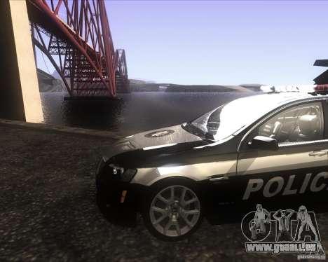 Enbsereis 0.74 Dark pour GTA San Andreas
