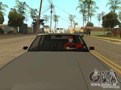 JabbaWockeeZ Skin pour GTA San Andreas troisième écran