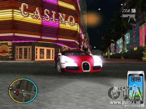 GTA IV HUD v2 by shama123 pour GTA San Andreas