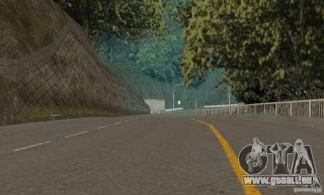 Welcome to AKINA Beta3 pour GTA San Andreas deuxième écran