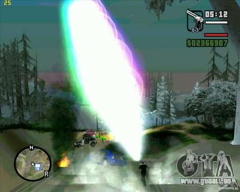 Masterspark pour GTA San Andreas