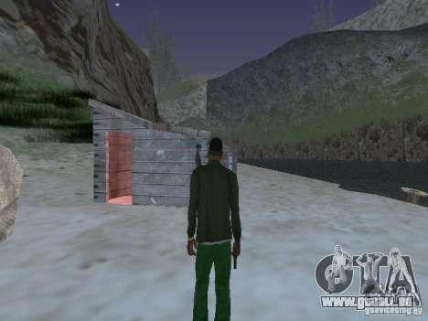 Unterwasser Monster für GTA San Andreas