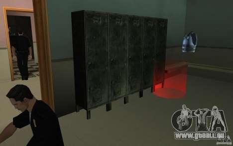 CJ-special forces pour GTA San Andreas troisième écran