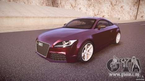 Audi TT RS v3.0 2010 pour GTA 4