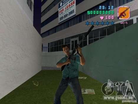 AK-103 für GTA Vice City dritte Screenshot