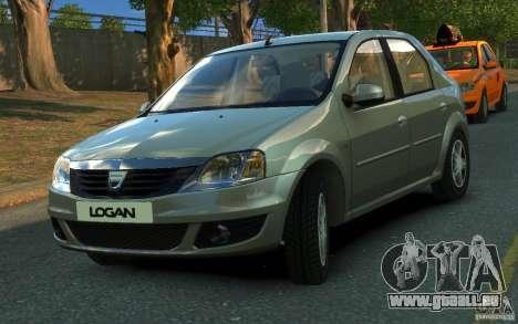 Dacia Logan 2008 pour GTA 4