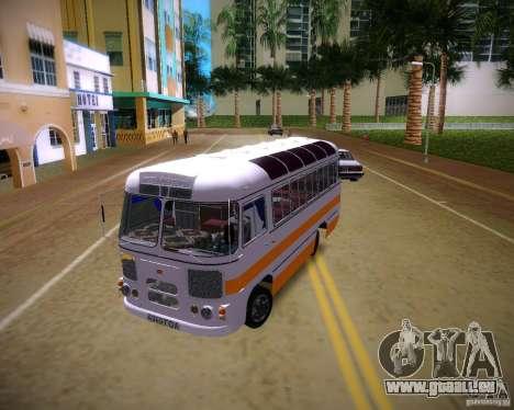 Paz-672 für GTA Vice City