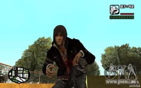 Alex Mercer v2.0 für GTA San Andreas