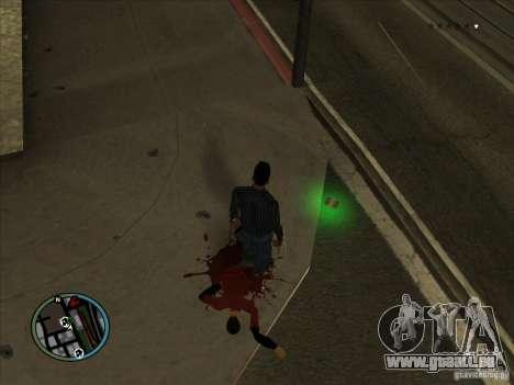 GTA IV LIGHTS pour GTA San Andreas deuxième écran
