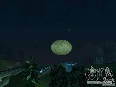 Lune : Io pour GTA San Andreas
