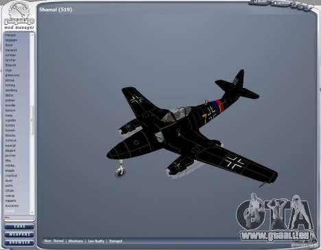 GGMM v2.3 pour GTA San Andreas deuxième écran